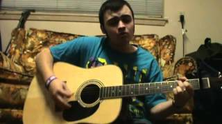 I Am Your Cup (cover) Aaron Gillespie