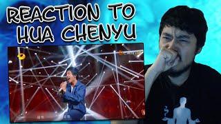 Hua Chenyu on Singer 2020 EP1 - Jackdaw Boy (REACTION)