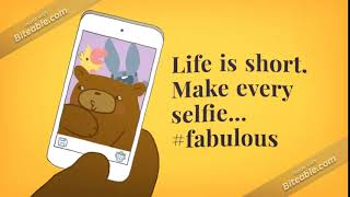 Selfie Funny Quote (copy)