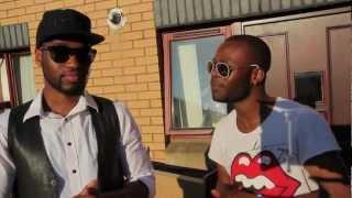 Behind scenes of Recycle Music Video by BlackBros