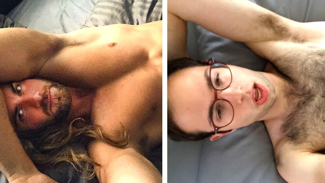 Normal Dude Recreates The Sexiest Photos On Instagram • Single AF thumbnail