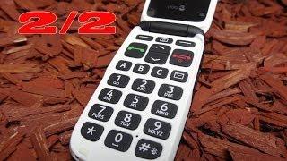 """DORO PHONEEASY 612 SENIORENHANDY"" -Test Teil 2/2"