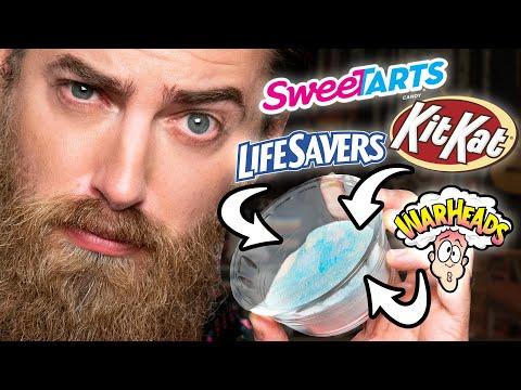 Crushed Candy Taste Test