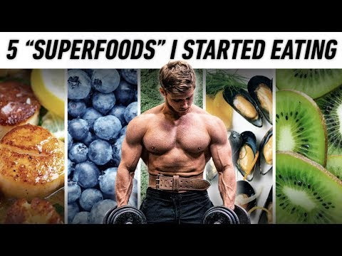 """, title : '5 """"Superfoods"""" I Recently Added To My Diet (Science Explained)"""