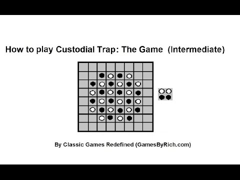How to play the Intermediate level of the game.