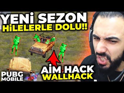 FATİHE KASARKEN HİLELER GELDİ!! AİM, SPEED, WALLHACK HERŞEY VAR!! | PUBG MOBILE
