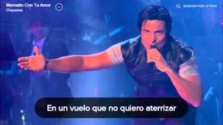 Chayanne - Mareaito Con Tu Amor Letra