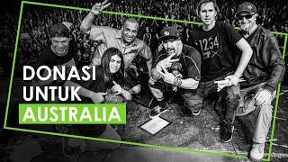 Metallica Donasi Rp10,4 Miliar untuk Tangani Kebakaran Australia, Minta Fan Juga Membantu