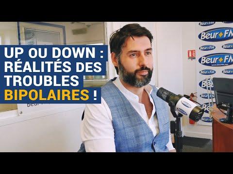 [AVS] Up ou down : réalités des troubles bipolaires ! - Maximilien Bachelart
