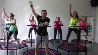 Jumping Fitness - Bad (David Guetta)