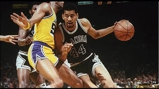 A Look Back: George Gervin Tribute