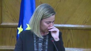 Brussels Explosions   EU Official Breaks Down In Tears