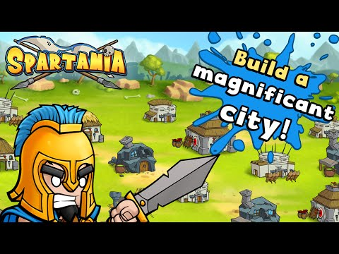 Spartania: The Spartan War Gameplay IOS / Android