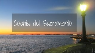 preview picture of video 'Viajar Sozinha: Colonia Del Sacramento - Uruguay | Travel Vlog'