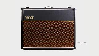 Vox AC30C2 - Video