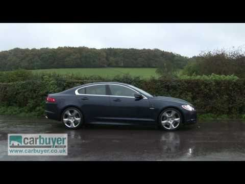 Jaguar XF saloon 2007 - 2011 review - CarBuyer