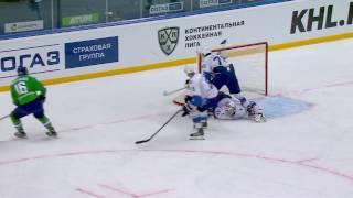 KHL Top 10 Goals for Week 24