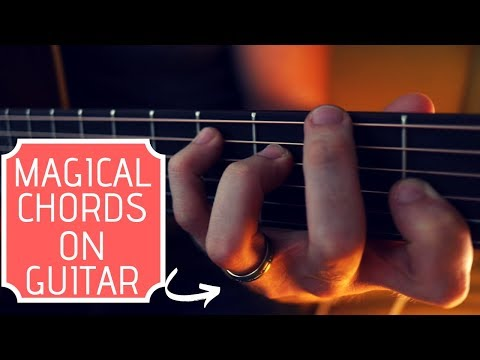 Magical Chords on Guitar