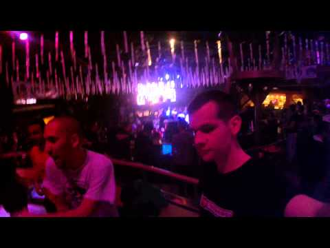 Paul Elstak - We ♥ Madhouse (Discoteca Millenium - Girona) Full HD (Part 1)