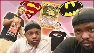 Dion Joins The Superhero Debate + The Return Of The Holographic Charizard! - Daily Dose 2.5 (Ep.63)