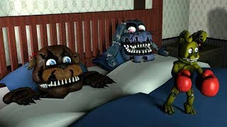 SFM FNAF Try Not To Laugh Funny Edition 2020 (FNAF Animated)