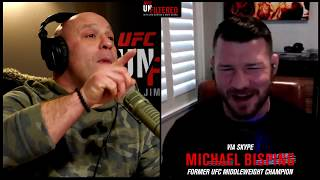 Michael Bisping talks life as an analyst, injuries and crazy stories from new book | UFC Unfiltered