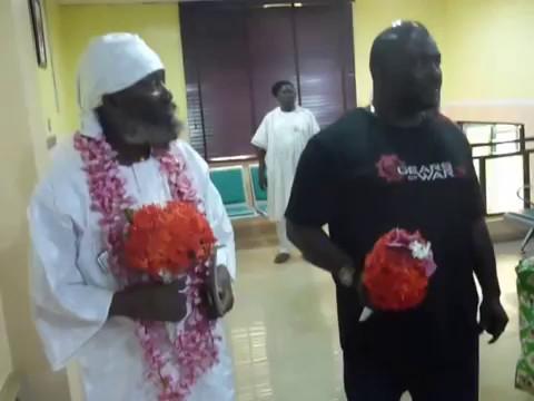 Sat Guru Maharaj Entrance To Fresh FM Ibadan