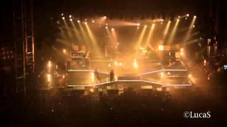 Subsonica - Colpo di pistola live - Istantanee tour@Palalottomatica Roma 28 aprile 2012