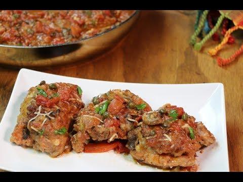 Chicken Cacciatore Recipe – How to Make the Best Chicken Cacciatore
