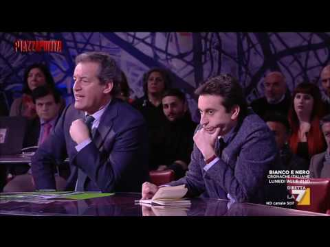 Parenzo a Salvini: mi preoccupano le balle che sta raccontando