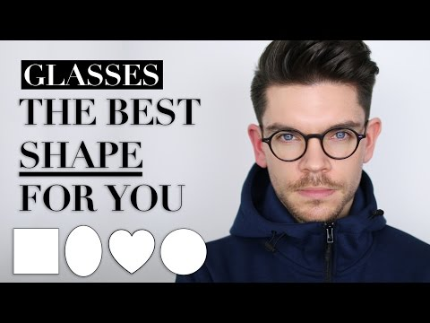 The Best Glasses For Your Face Shape | Men's Style Staples Ad
