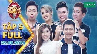 Giọng ải giọng ai 3|Tập 5 full: Trấn Thành, Trường Giang, Puka và màn tranh giành thí sinh cực gắt