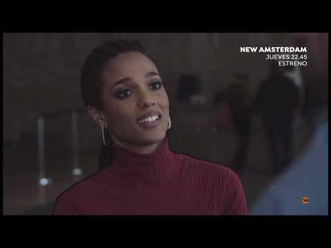 Trailer New Amsterdam