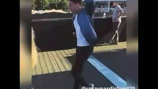Conor Maynard Dancing skills