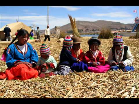 Traditional music from the Andes: Chasca - Flor Del Titicaca