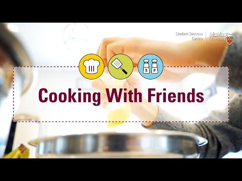 Watch International Student Services: Cooking With Friends (2020 Event) on Youtube.