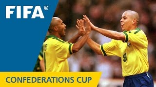 50 days to go: Brazil's awesome attack