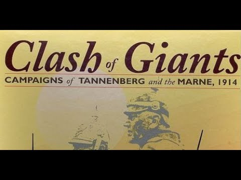 Clash of Giants Commentary and Unboxing