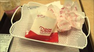【ドムドム】ドムドムハンバーガー新メニューを食べに行きました。