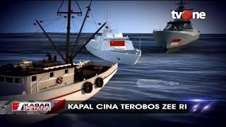 Tiga KRI unsur gelar Operasi Siaga Purla 2020 bermanuver di perairan Laut Natuna Utara untuk mengusir kapal-kapal ikan asing yang masih berada di zona ekonomi ekslusif (ZEE) Indonesia wilayah perairan laut Natuna untuk keluar dari ZEEI.  Twitter:    https://twitter.com/tvOneNews  Facebook:    http://facebook.com/tvOneNews  Instagram:    http://instagram.com/tvOneNews  ---------------------------------------------------------------------------------