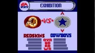 HALFTIME - Cowboys 3 - Redskins 28 - STFU ROB RYAN!