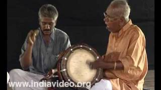 Thakil melam - a percussion ensemble