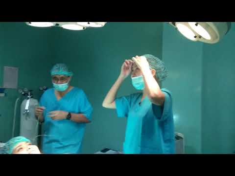 #persiapan Oprasi Tumor Mamae Payudara #10/11/17