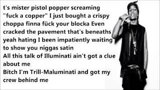 Asap Rocky - LVL Lyrics