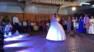 Професійна постановка весільного танцю - Тарас і Надя