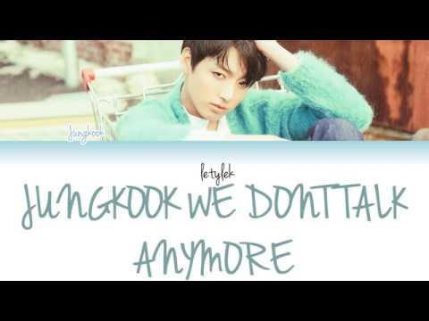 Jungkook Ending Scene Romanized Lyrics - Famous Person
