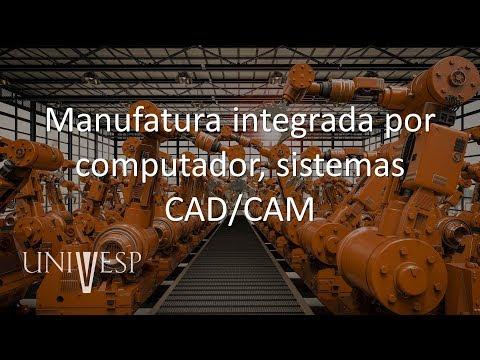 Automação Industrial - Aula 07 - Manufatura integrada por computador, sistemas CAD/CAM