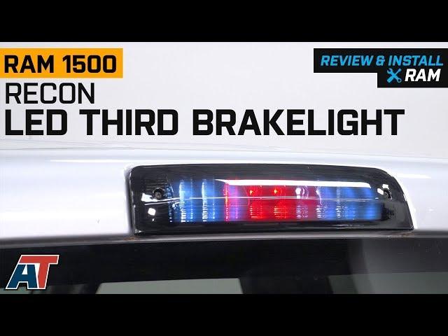 Smoked LED Third Brake Light (09-18 RAM 1500)