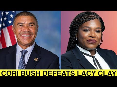 Progressive Cori Bush DEFEATS Lacy Clay in MASSIVE COMEBACK in Missouri Primary (MO-01)