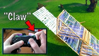 """How to play """"CLAW"""" with a Controller in Fortnite"""